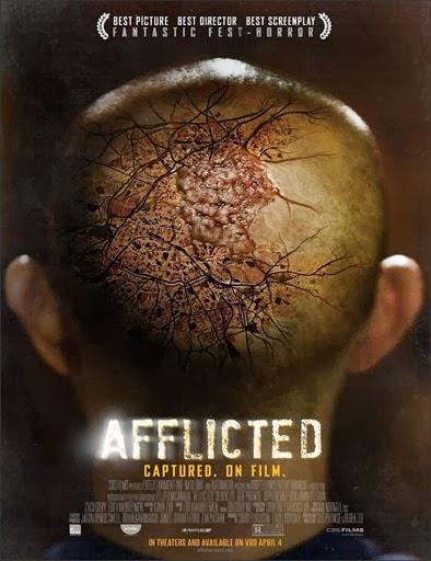 Poster de Afflicted