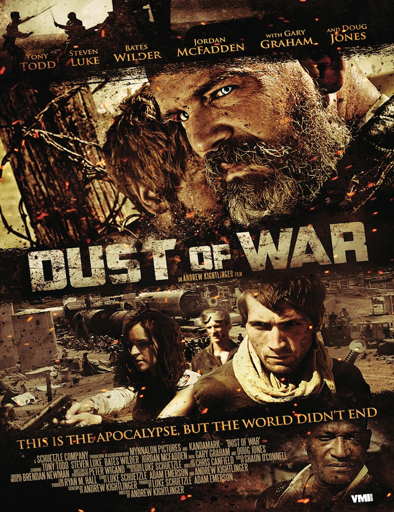Poster de Dust of War