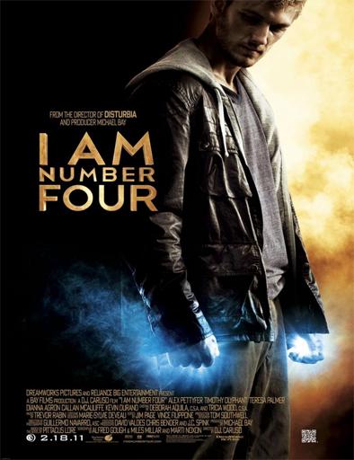 I Am Number Four (Soy el número cuatro)