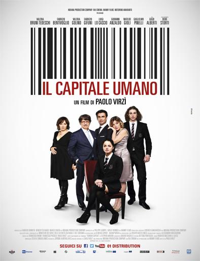 Il capitale umano (El capital humano)
