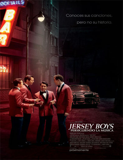 Poster de Jersey Boys: Persiguiendo la música
