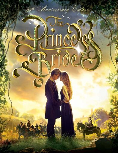 Poster de La princesa prometida