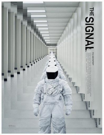 Poster de The Signal (La señal)