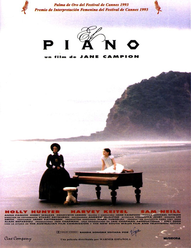 Ver The Piano El Piano 1993 Online