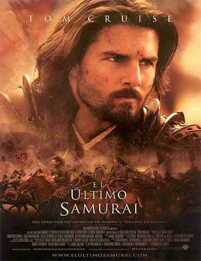 Poster de The Last Samurai (El último samurái)
