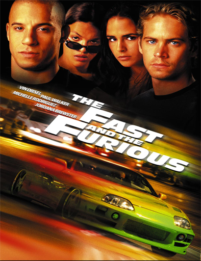 Rápido y Furioso (Fast and Furious) (A todo gas) (2001) [DVD-Rip]