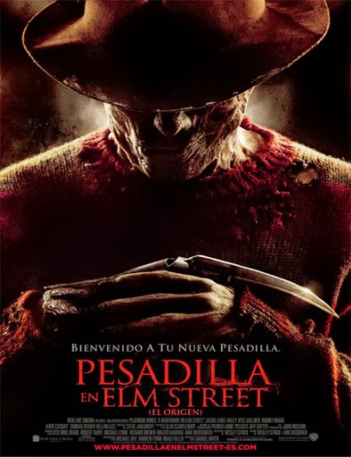 Poster de Pesadilla en Elm Street (El origen)