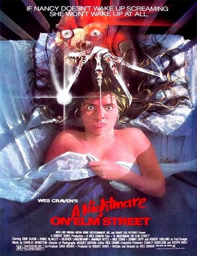 Poster de Pesadilla en Elm Street