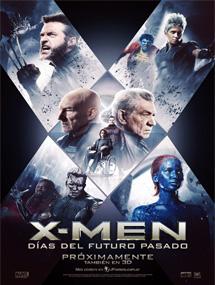 Poster mediano de X-Men: Días del Futuro Pasado