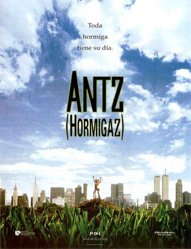 Poster de Antz (Hormigaz)