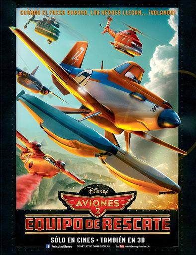 Poster de Planes Fire and Rescue (Aviones Equipo de rescate)