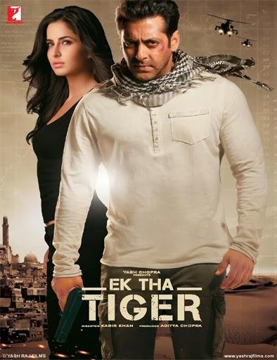 Ver Ek Tha Tiger Tiger Agente Especial 2012 Online