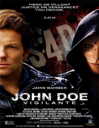 Ver John Doe: Vigilante (2014) online