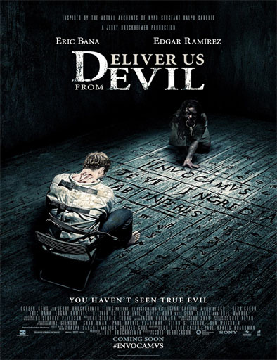 Deliver Us From Evil (2014) Cam Subtitulados