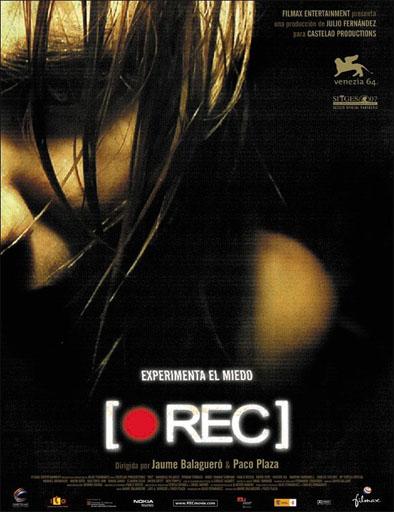 Rec 1 Pelicula Completa (2007) HD 720p [MEGA] [LATINO] Online