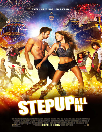 Poster de Step Up: All In