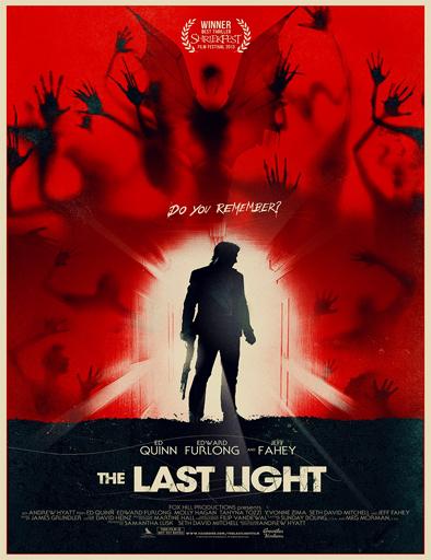 Poster de The Last Light