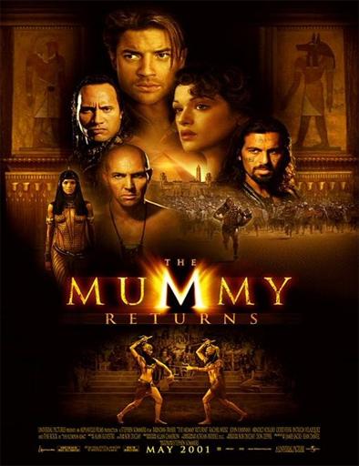 Poster de The Mummy Returns (La momia regresa)