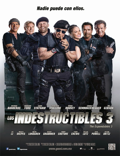 The expendables 3 Los Indestructibles 3 (2014) online