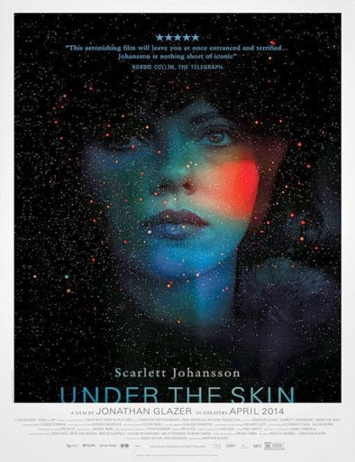Poster de Under the Skin