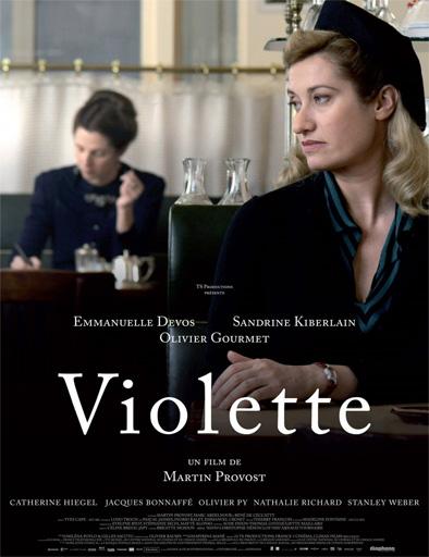 Poster de Violette