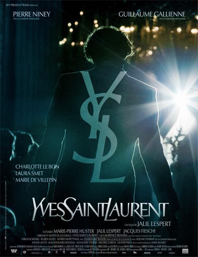 Poster de Yves Saint Laurent