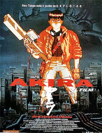 Poster de Akira
