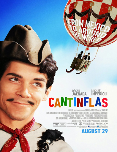 cantinflas poster mexicano Cantinflas [2014] [Ts Scr] [Latino]