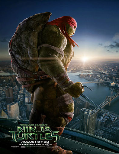 Teenage Mutant Ninja Turtles (Las Tortugas Ninja) (2014)