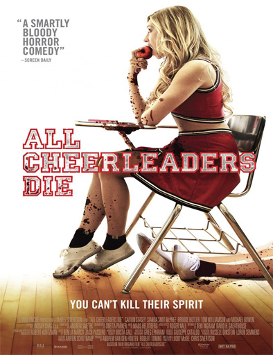 Ver All Cheerleaders Die (2013) online