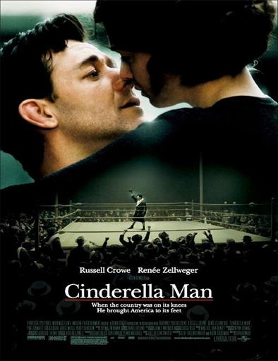 Poster de Cinderella Man (El luchador)