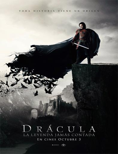 Poster de Dracula Untold (Drácula: La leyenda jamás contada)