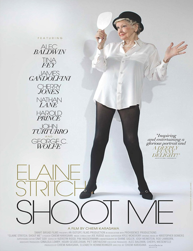 Poster de Elaine Stritch: Shoot Me