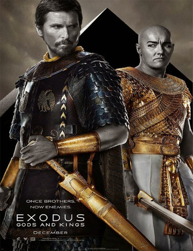 Poster de Exodus: Gods and Kings (Éxodo: Dioses y Reyes)