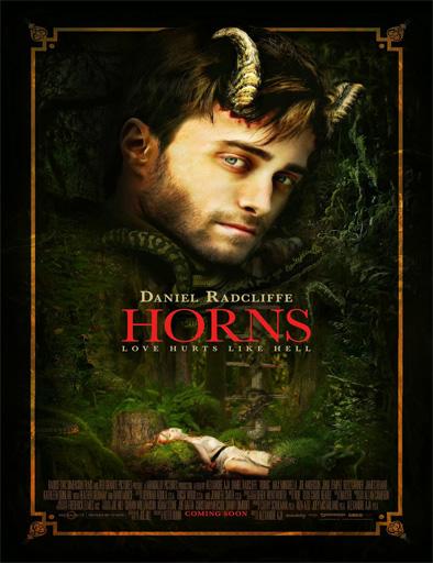 Poster de Horns (Cuernos)