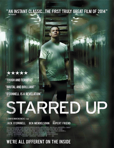 Poster de Starred Up (Convicto)