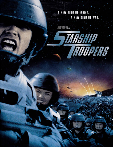 Invasión – Starship Troopers Película Completa HD 1080p [MEGA] [LATINO] 1997