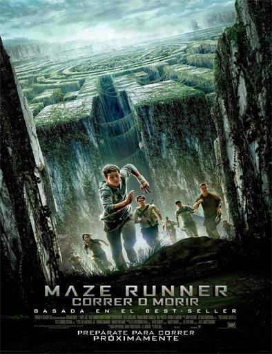 Poster de Maze Runner: Correr o Morir