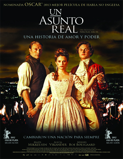 Ver Un asunto real (A Royal Affair) (2012) online