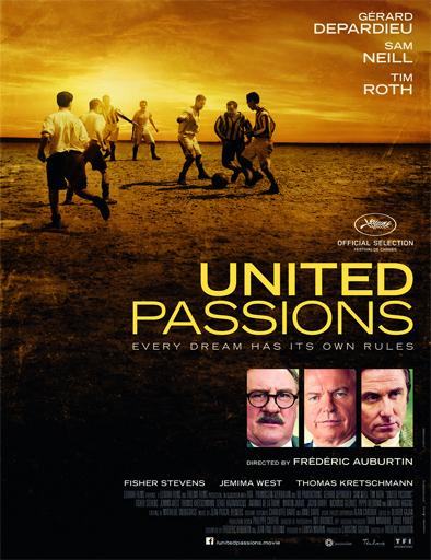 Poster de United Passions