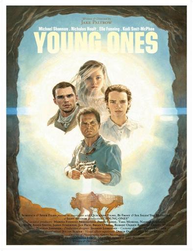 Poster de Young Ones (Futuro Sangriento)