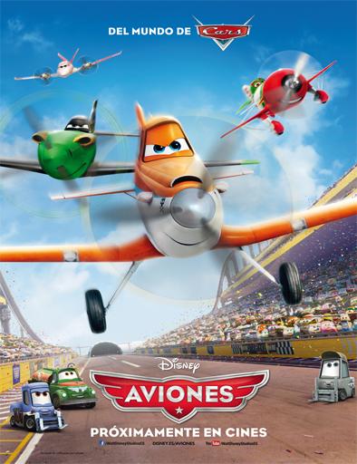 Poster de Disney's Planes (Aviones)