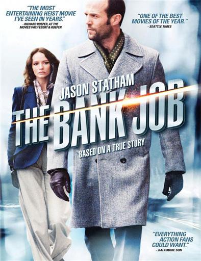 Ver El Robo del siglo (The Bank Job) (2008) online