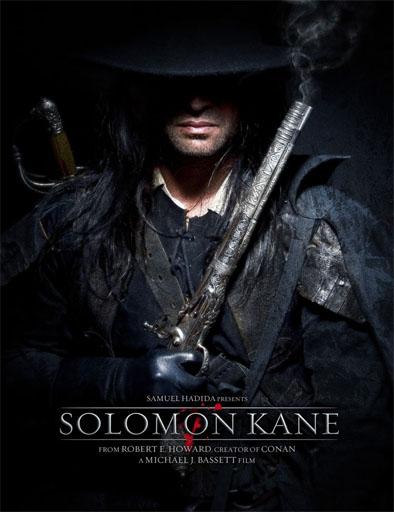 Poster online de Solomon Kane (Cazador de demonios)