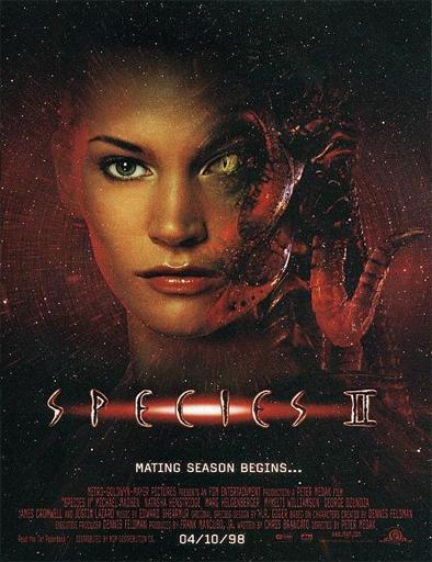 Ver Species 2 Especie Mortal 2 1998 Online