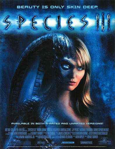 Poster de Species 3 (Especie mortal 3)