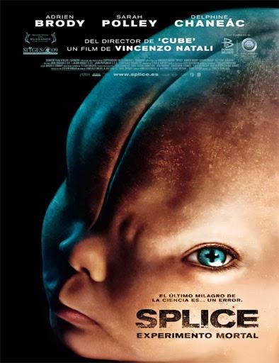 Ver Splice, Experimento mortal (2010) online