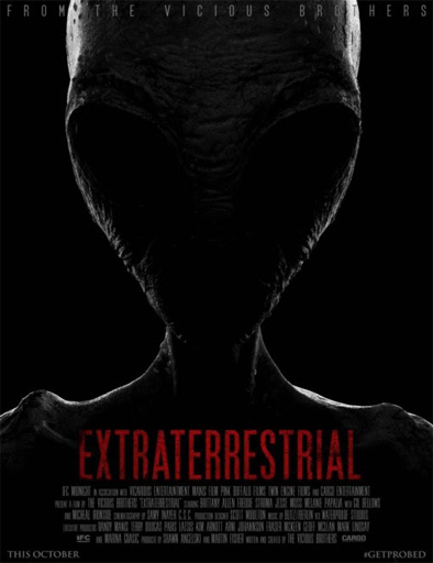 Extraterrestrial poster usa Extraterrestrial [2014] [Web Rip] [Sub Español]