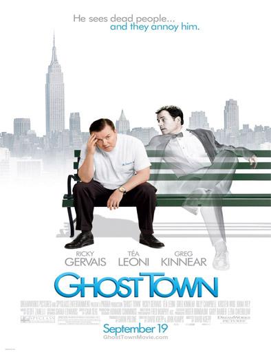 Poster de Ghost Town (¡Me ha caído el muerto!)