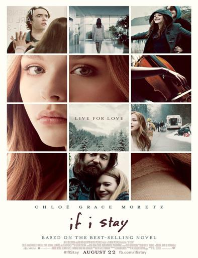 Poster de If I Stay (Si decido quedarme)